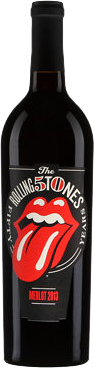 Wines that Rock Merlot The Rolling Stones
