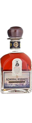 St-Lucia Distillers Admiral Rodney Extra Old Rum