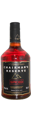 St-Lucia Distillers Chairman's Reserve Spiced