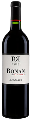 Ronan de clinet Bordeaux